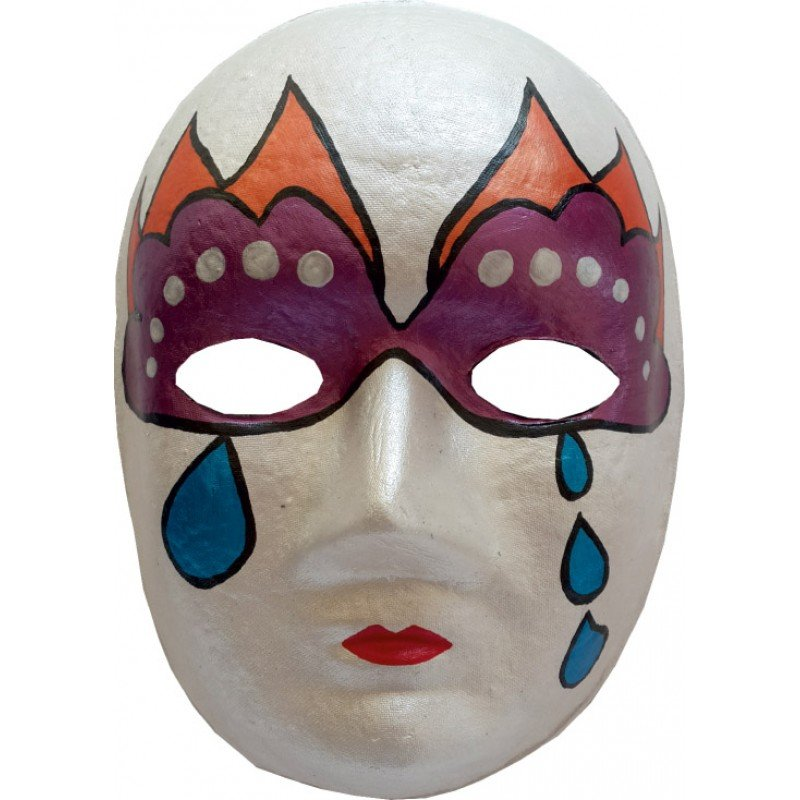 Karton Maske Boyama Kurs Sorgula Kurssorgula Com